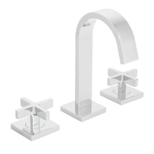 Speakman Lura SB-2521-OB Widespread Faucet with Cross Handles