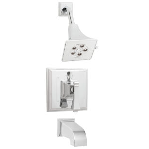 Speakman SLV-8431 Rainier Diverter Trim, Shower and Tub Combination (Valve not included)