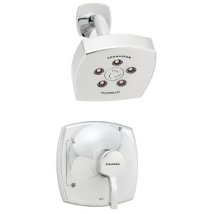 Speakman Tiber SM-11010-P Shower System Combination