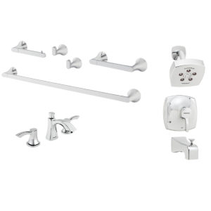 Speakman Tiber Bathroom Bundle