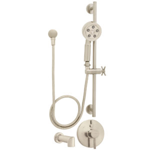 Speakman SLV-1450-ADA-BN Neo Diverter Trim, Shower and Tub Package (Valve not included)