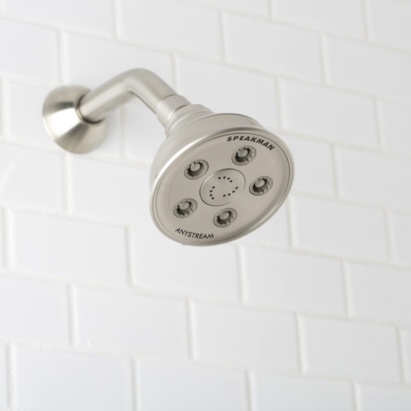 Speakman Caspian S-3014-BN-E2 Low Flow Shower Head