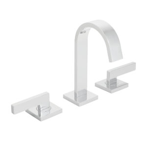 Speakman Lura SB-2522 Widespread Faucet with Blade Handles