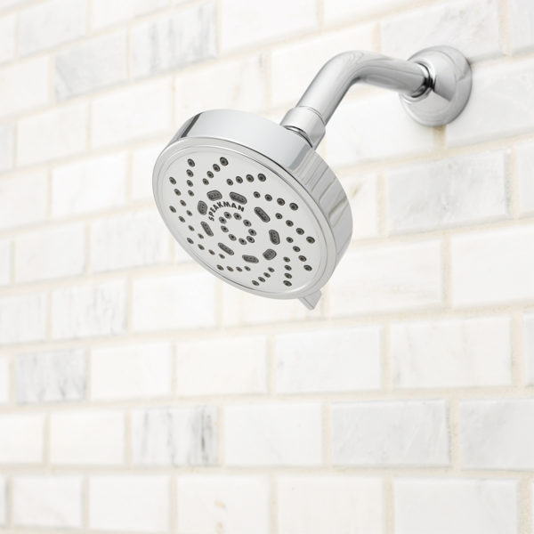 Speakman Echo S-4200-E2 2.0 gpm Low Flow Multi- Function Shower Head