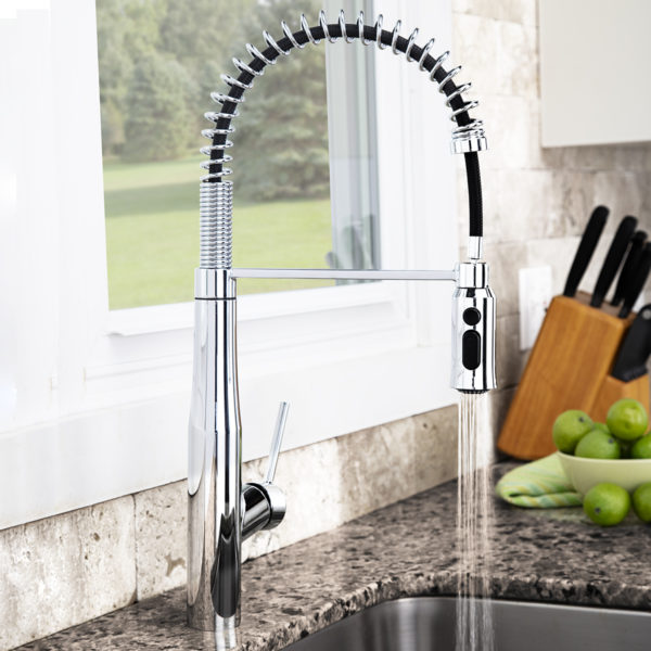 Speakman Neo SB-1043 Spring Kitchen Faucet