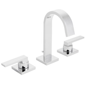 Speakman Lura CD523 Widespread Faucet with Platform Lever Handles