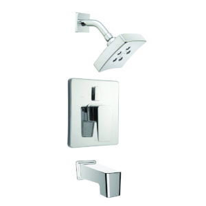 Speakman SLV-24430 Kubos Diverter Trim, Shower and Tub Combination (Valve not included)