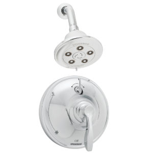 Speakman Chelsea SM-10410-P Shower System with Diverter Valve