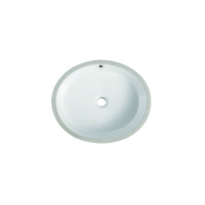 Speakman Westmere B-1001 Oval Undermount Sink Center Drain