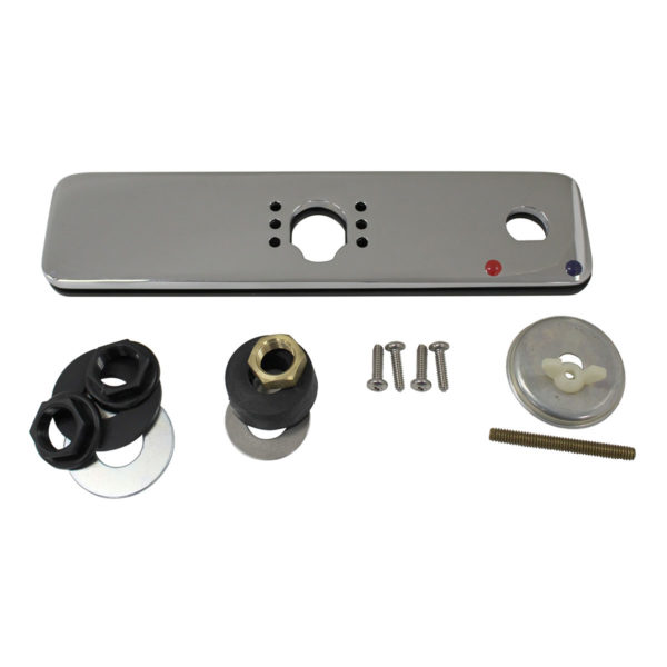 8IN MIXER DECK PLATE