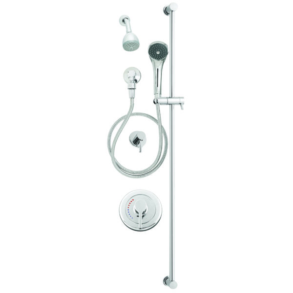 Speakman Sentinel Mark II Trim and Shower System (Valve not included)