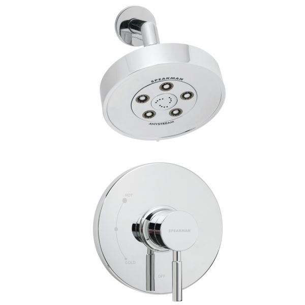 Speakman Neo Trim and Shower Combination (Valve not included)