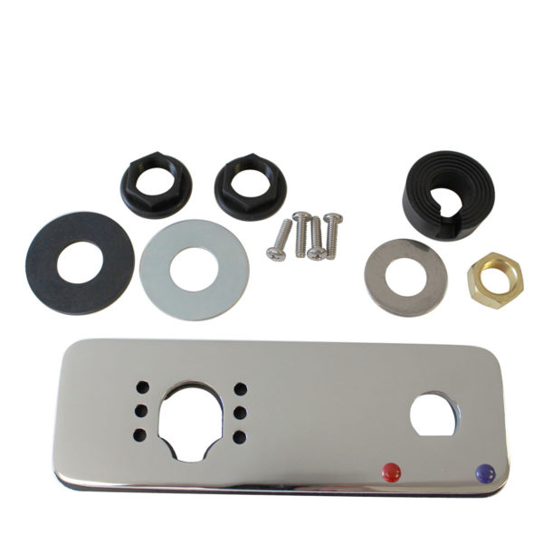 4IN MIXER DECK PLATE