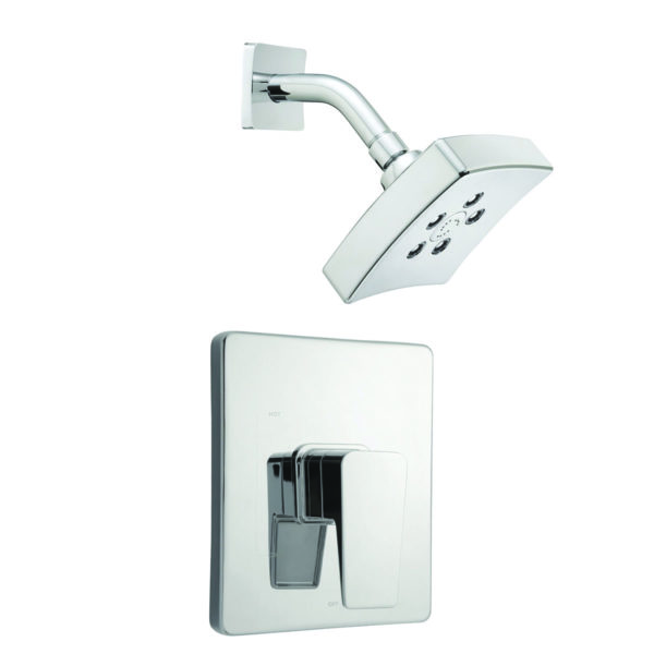 Speakman Kubos Trim and Shower Combination (Valve not included)